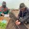 PROYECTOS PRODUCTIVOS - CONSTRUCCIÓN DE UN INVERNADERO PARA LA SIEMBRA DE PLANTAS DE TOMATE RIÑON CON EL ASESORAMIENTO DE LOS TÉCNICOS DEL MAG.